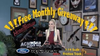 April FREE Monthly Giveaway