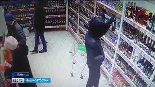 В Уфе мужчина сбежал из магазина после неудачной попытки кражи