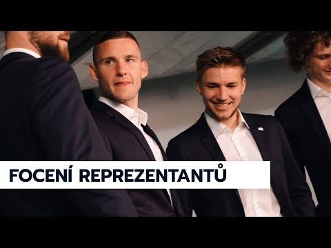 Focení reprezentantů pro Steilmann