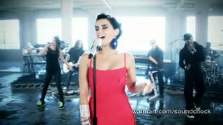 Nelly Furtado - Maneater (live Walmart Soundcheck)