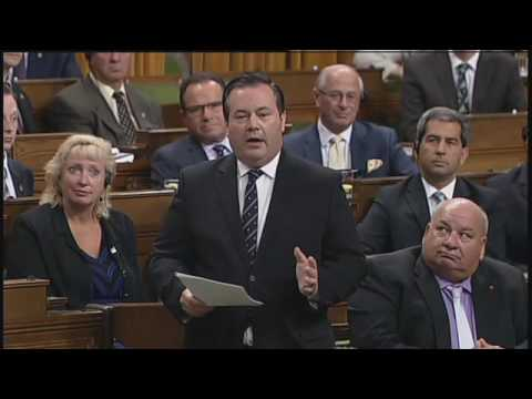 Jason Kenney Farewell Speech (with responses)