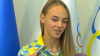 Даша Білодід - юна чемпіонка