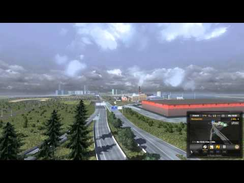 ESM MAP (Spain) ETS2 Mod v1.15