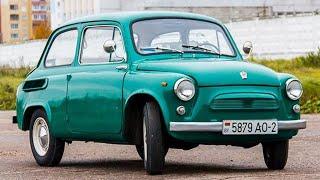 Какими были самые прорывные автомобили в СССР?