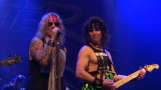 Steel Panther - Turn Out The Lights Live in Houston, Texas