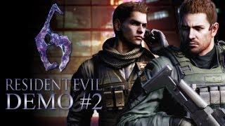 Let's Play Resident Evil 6 Demo #2 - Chris-Kampagne - Gameplay-Walkthrough von GameStar