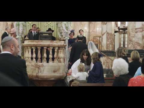 Louise & Stuart Jewish Wedding