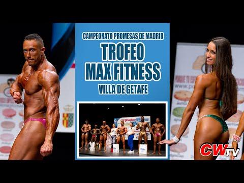 Trofeo Max Fitness / Campeonato Promesas de Madrid de Fisicoculturismo y Fitness AMCFF 2016