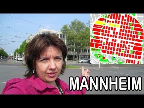 Getting Around Mannheim, Germany