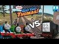 Diesel vs Thomas, Percy and James - Thomas & Friends: Go Go Thomas!