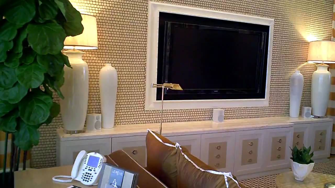 wynn encore las vegas duplex apartment suite part 1 - youtube