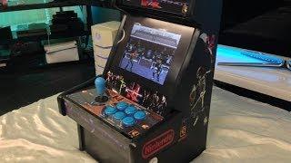 Nano Bartop Arcade Killer Instinct Classic Reproduction Minature, Emulator Mame and Snes