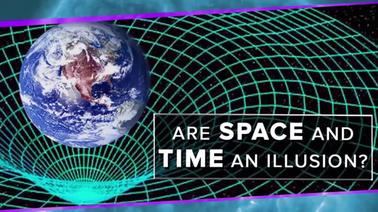 relationship between space time and matter