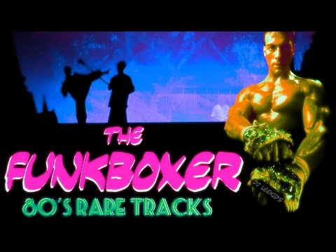 THE FUNK BOXER (80's Rare Tracks)