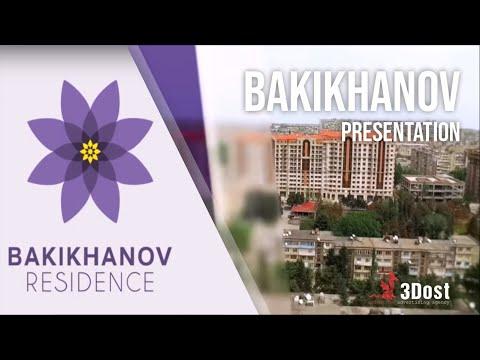 Bakikhanov Residence Complexes Group