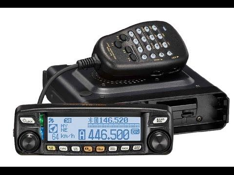 Yaesu FTM -100DR Dual watch APRS Home Station