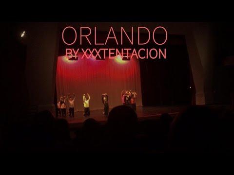 "Oakmont High Schools Spring 2019 Beginning Show ""Orlando"""