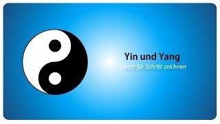 yin yang schablone garten video. Black Bedroom Furniture Sets. Home Design Ideas