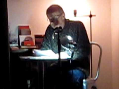 "James Tate Reading ""The Rabbit God"""