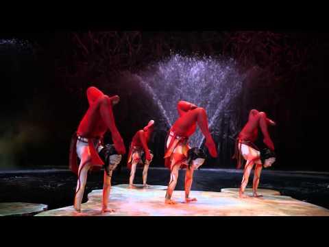 Cirque du Soleil Worlds Away 2012