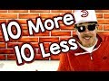 10 More 10 Less Math Song For Kids Adding Subtracting By 10 Jack Hartmann mp3