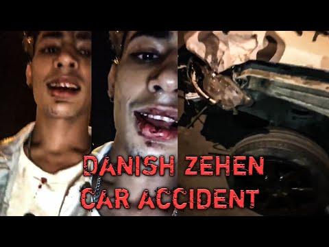 Danish zehen car accident yesterday night