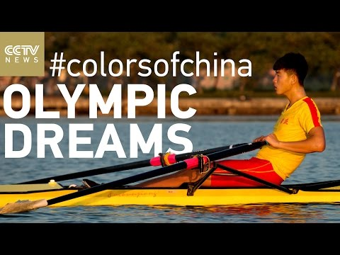 Fight for Glory:China's young rower's gold dream