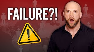 Why People Fail in Network Marketing — 5 Reasons Explained