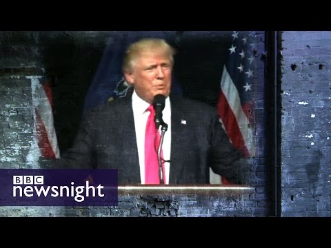 What will Donald Trump's presidency mean for Nato? BBC Newsnight