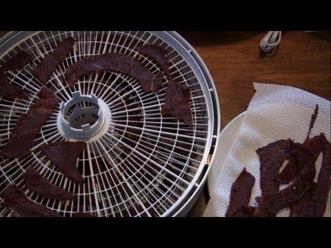Making Beef Jerky With a Nesco Dehydrator (FD-75PR)
