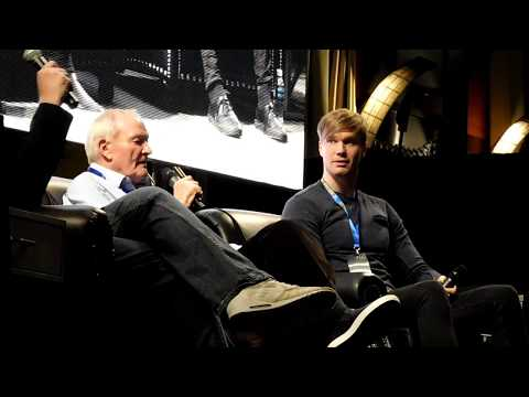 Star Wars panel @ RICC 2017 (Joonas Suotamo, Julian Glover)