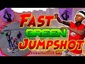 FAST GREEN JUMPSHOT FOR ALL ARCHETYPES! NBA 2K18 WET JUMPSHOT! SOO MANY GREENLIGHTS