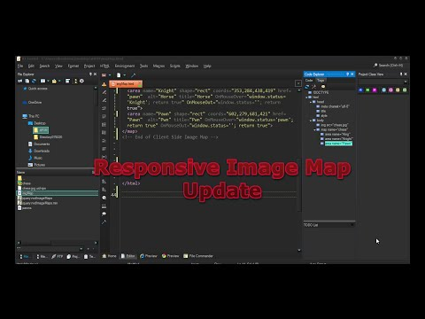 Responsive Image Maps New Update
