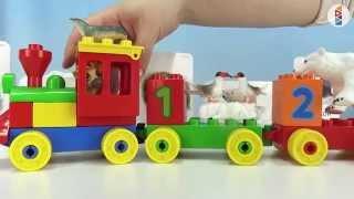 Видео для детей. Аппликация Северный полюс