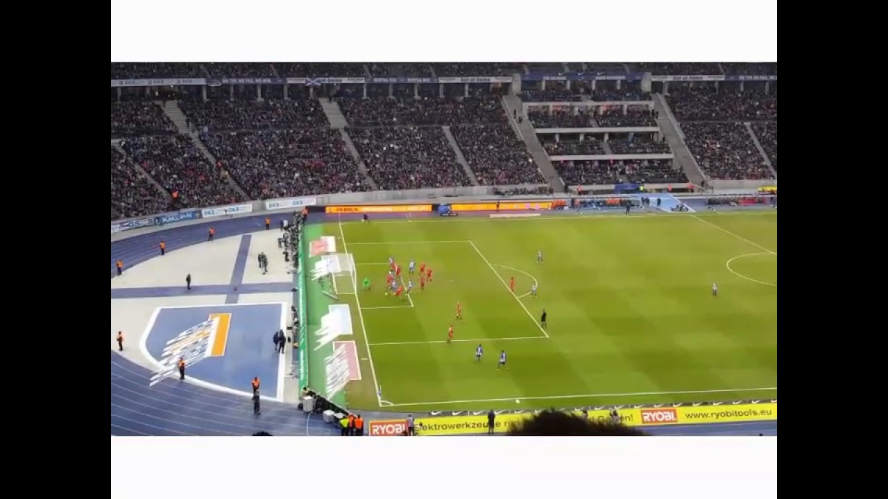 Hertha Gegen Stuttgart 2017