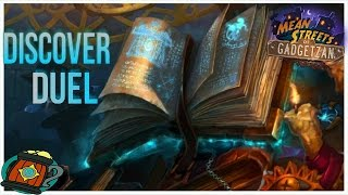 Hearthstone Tavern Brawl :Spellbook  duel stealth combo madness
