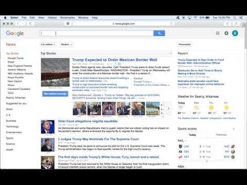 Google Opperator - Allinurl: