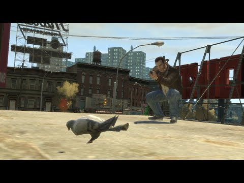 GTA 4 - 200 Flying Rats Guide (1080p)