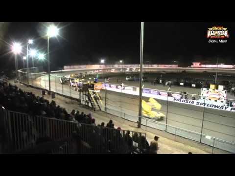 2.12.15 All Star Sprint highlights - Volusia Speedway Park