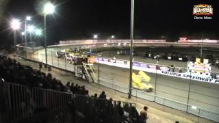 2.12.15 All Star Sprint highlights - Volusia Speedway Park
