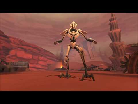 Star Wars: Galaxy Of Heroes - AAT Takedown Round 1