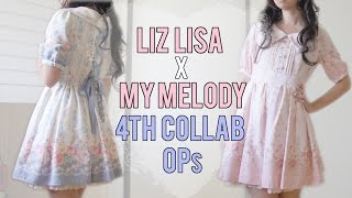 Liz Lisa x My Melody 4th collab OPs