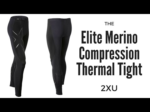 2XU Elite Merino Compression Tights - Tested & Reviewed