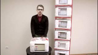 видео Матрас OPTIMA MIX (Независимые пружины с кокосом)