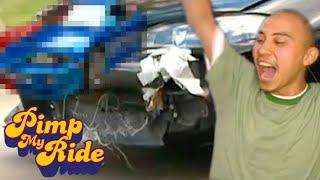 Wie fährt der überhaupt noch? 1998er Mitsขbishi Eclipse braucht Hilfe | Pimp my Ride|MTV Deutschland