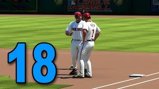 MLB 15 Road to The Show - Part 18 - Base Stealing Training (Playstation 4 Gameplay)