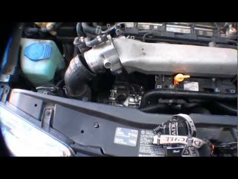 VW Jetta 1.8T Thermostat replacement