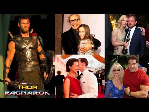 Real Life Couples of Thor: Ragnarok