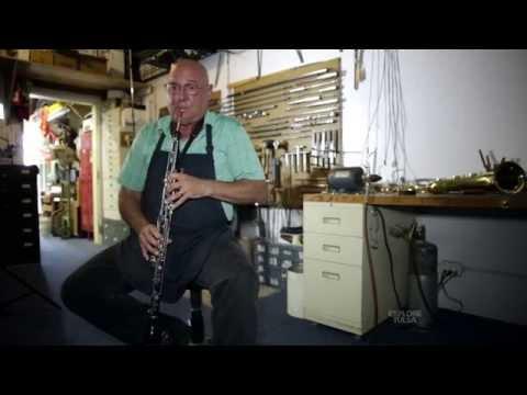 McGuire Music Repair Owner Carl McGuire