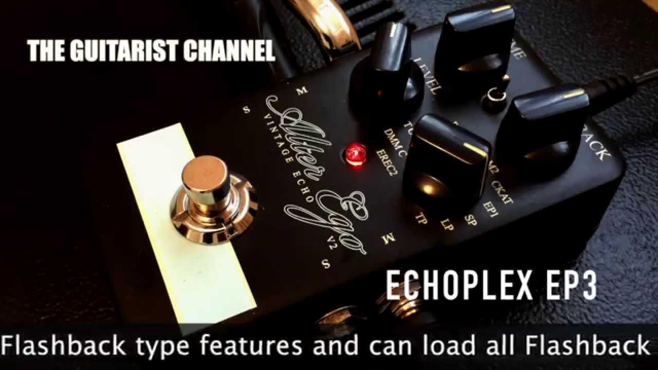 tc electronic alter ego v2 user demo youtube. Black Bedroom Furniture Sets. Home Design Ideas